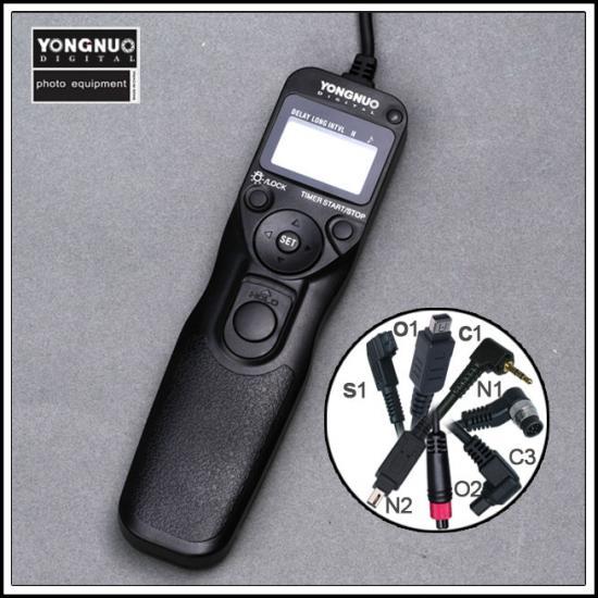 Yongnuo Timer Remote Control Shutter Release Mc 36 C3 Mc36