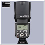 Yongnuo YN-560 II YN560II Flash Speedlight/Speedlite for Canon